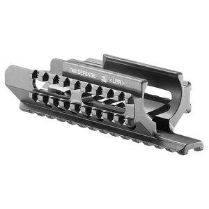 FAB Defense UTR Uzi Tri-Rail System Aluminum Black