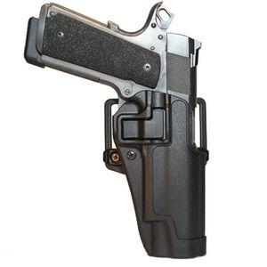BLACKHAWK! SERPA CQC 1911 Government Holster Right Hand Black Matte Finish 410503BK-R
