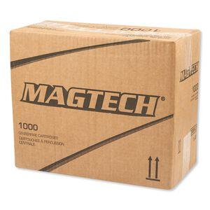Magtech 9mm Luger Ammunition 1000 Rounds FMJ 124 Grains 9B
