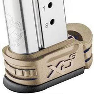 Springfield Armory XDs 9mm Luger X-Tension Grip Sleeve Backstrap Size 2 Polymer FDE