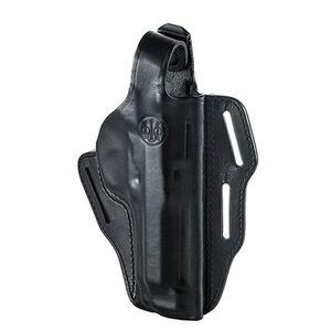 Beretta Mod. 05 M9A1 Belt Holster Right Hand Leather Black