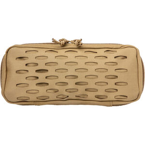 Sentry Large IFAK Medical Pouch MOLLE Nylon Coyote Brown