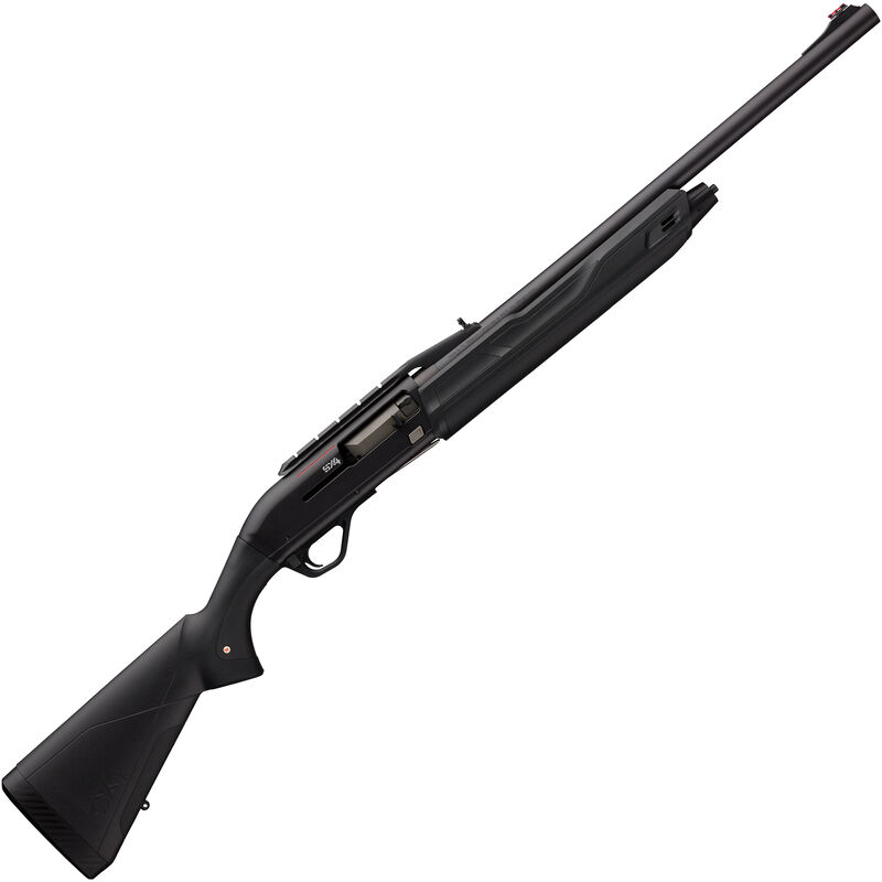 """Winchester SX4 Cantilever Buck 12 Gauge Semi Auto Shotgun 22"""" Rifled Barrel with Cantilever Optic Mount 3"""" Chamber 4 Rounds Synthetic Stock Black"""