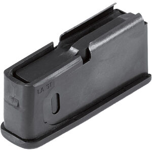 Browning AB3 4 Round Magazine .243 Win/.308 Win Black