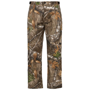 Blocker Outdoors Shield Series Youth Fused Cotton Pant Early Season Size L Realtree Edge