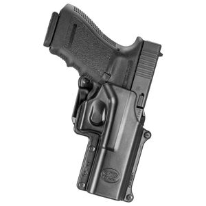 Fobus Holster Glock 20,21,21SF/ISSC M22 Right Hand Belt Attachment Polymer Black