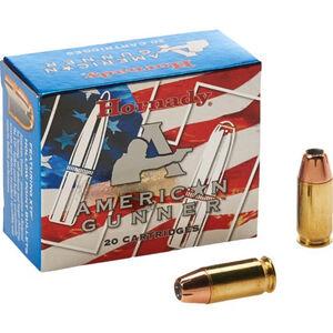 Hornady American Gunner .357 Magnum Ammunition 25 Rounds XTP Hollow Point 125 Grains 90504