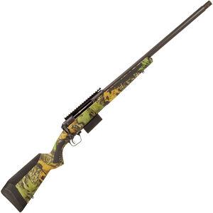 "Savage 220 Turkey 20 Gauge Bolt Action Shotgun 22"" Barrel 2 Round Box Magazine Picatinny Rail Mossy Oak Obsession Synthetic Stock Black Finish"