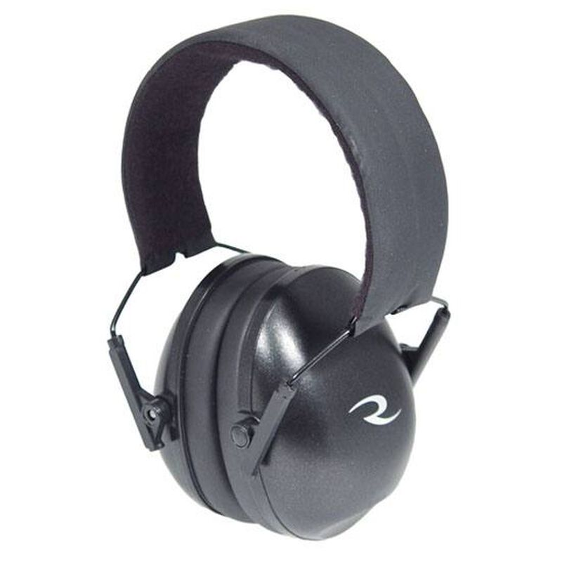 Radians Low Set Earmuff Hearing Protectors Black LS0100CS