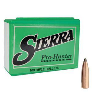 "Sierra .303 Caliber .311"" Diameter 180 Grain Pro-Hunter Spitzer Point Bullets 100 Count 2310"