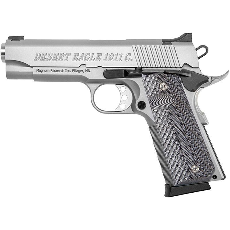 Magnum Research Desert Eagle 1911c  45 ACP Full Size Semi Auto Pistol 4 33