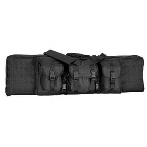 Voodoo Tactical Padded Weapon Case Ballistic Cloth 36 Inch Black