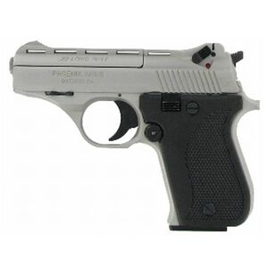 "Phoenix HP22A Semi Auto Pistol Compact .22 LR 3"" Barrel 10 Round Adjustable Sights Alloy Nickel 22ANB"