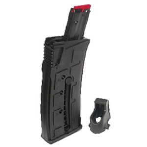 Mossberg 702 Plinkster Magazine With Loader .22 LR 25 Rounds Polymer Black 95725