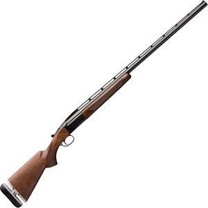 "Browning BT-99 Micro 12 Gauge Single Shot Shotgun 32"" Barrel 2-3/4"" Chamber 1 Round Graco Walnut Stock with Adjustable LOP Blued Finish"