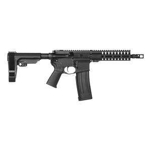 "CMMG Banshee 200 Mk4 5.7x28 AR-15 Semi Auto Pistol 8"" Barrel 40 Rounds   RML7 M-LOK Free Float Hand RipBrace Guard Matte Black"