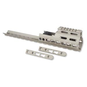 Midwest Industries SCAR Rail Extension KeyMod Aluminum Flat Dark Earth MI-S1617-K-FDE