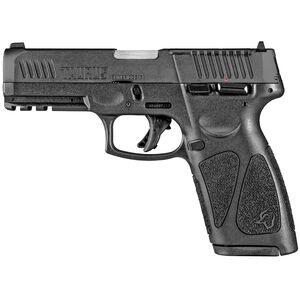 "Taurus G3 T.O.R.O. 9mm Luger Semi Auto Pistol 4"" Barrel 17 Rounds Optics Ready Manual Safety Black"