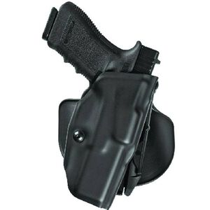 "Safariland 6378 ALS Paddle Holster Right Hand SIG Sauer P239 .40 S&W with 3.6"" Barrel STX Plain Finish Black 6378-754-411"