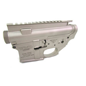 WMD Matched AR-15 Upper/Lower Forged Set 5.56 NATO Multi-Caliber Forged 7075-T6 Aluminum NiB-X Coated