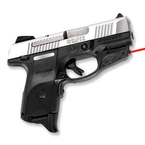 Crimson Trace Ruger SR9c Polymer Compact Laserguard Black Front Activated Warranty