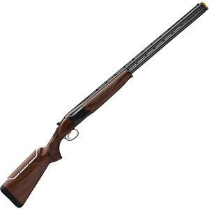 "Browning Citori CXS 12 Gauge O/U Break Action Shotgun 32"" Barrels 3"" Chambers 2 Rounds Walnut Stock with Adjustable Comb Blued"