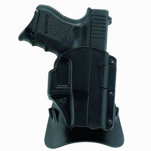 "Galco Matrix M4X 1911 4"" Auto Locking Paddle Holster Right Hand Polymer Black M4X266"