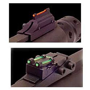"TRUGLO 3/8"" Pro-Series Magnum Gobble-Dot Fiber Optic Shotgun Sights Contrasting Colors TG944B"