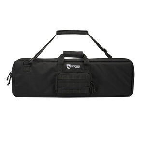 "Drago Gear Tac-S Compact Pistol Grip Shotgun Case 29"" Durable Tactical Nylon Black"