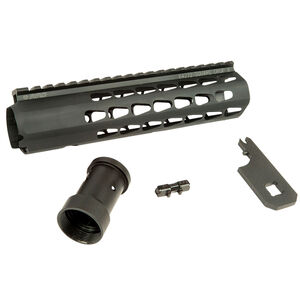 "AAC Squaredrop AR-15 Free Float Handguard 8"" Aluminum Black"