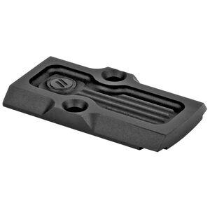 ZEV Technologies RMR Cover Plate Aluminum Black