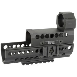Midwest Industries AK-47 SS Handguard ML2 Topcover Black