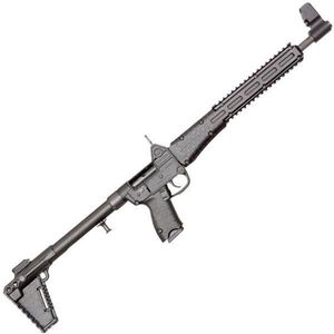 "Kel-Tec SUB-2000 G2 .40 S&W Semi Auto Rifle 16.25"" Barrel 10 Rounds M-Lock Compatible GLOCK 22/23 Magazines Adjustable Stock Black"