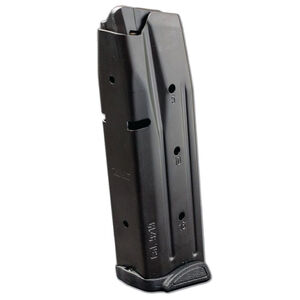 Rock Island Armory Z20 Magazine 9mm Luger 16 Rounds Polymer Base Plate Steel Blued Finish