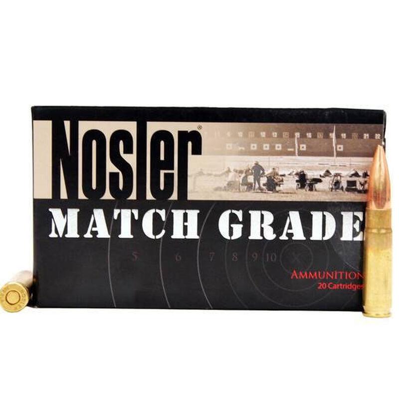 Nosler .300 AAC Blackout 220 Grain BTHP 20 Round Box