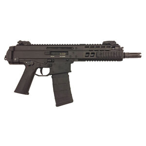 "B&T APC223 Semi Auto Pistol 5.56 NATO 8.7"" Barrel 30 Rounds Full Length Optic Rail Ambidextrous Controls Backup Sights Aluminum Housing Matte Black"