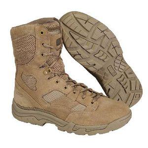 """5.11 Tactical Taclite 8"""" Coyote Boot"""