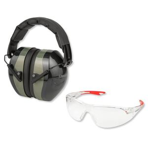 Champion Ballistic Eyes/Ears Combo Passive Ear Muffs 40622