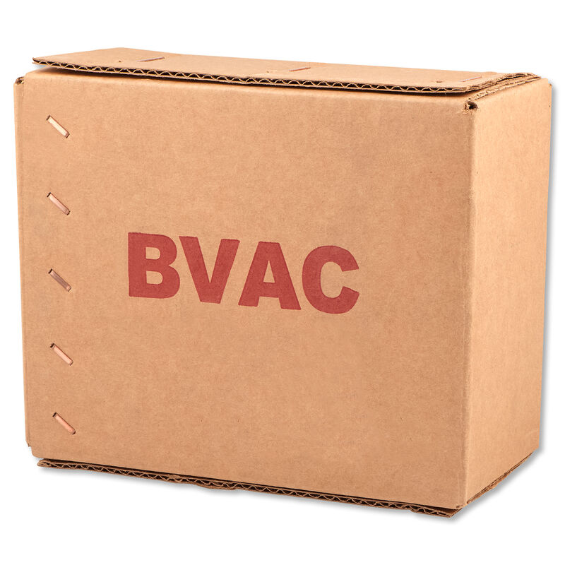 BVAC .223 Rem. Ammunition 500 Rounds Reloaded FMJ 55 Grains R22355VP500