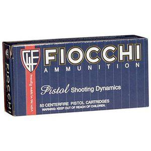 Fiocchi Classic .38 S&W Short Ammunition 50 Rounds Full Metal Jacket 145 Grains 38SWSHA