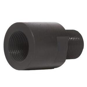 ATI GSG/MP409 9mm Muzzle Thread Adapter 1/2x36 Matte Black