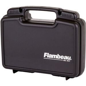 "Flambeau Safe Shot 10"" Pistol Case"