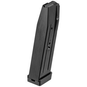 SIG Sauer P320 Legion Factory Magazine 9mm Luger 10 Rounds Steel Black
