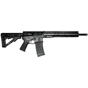 "DRD Tactical CDR-15 Semi Auto Rifle 16"" Barrel .300 AAC Blackout 30 Rounds Magpul CTR Stock Black Finish CDR-15-300BLK"