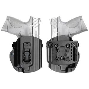 "Viridian C5 Series TacLoc Holster S&W M&P 9mm/.40 S&W 3""/4"" Barrels Right Hand Kydex Black Finish TL-KH-C2"