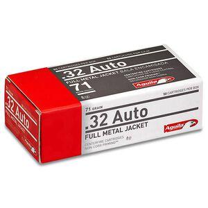 Aguila Pistol Ammunition .32 ACP 71 Grain FMJ 50 Round Box