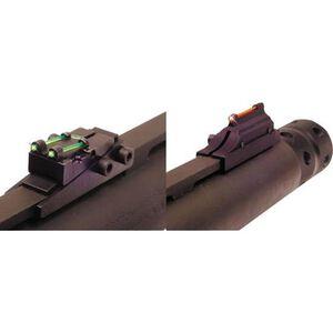 """TRUGLO 5/16"""" Pro-Series Magnum Gobble-Dot Fiber Optic Shotgun Sights Contrasting Colors TG944D"""