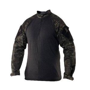 Tru-Spec T.R.U. 1/4 Zip Combat Shirt 50/50 Nylon Cotton Rip-Stop