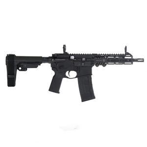 "Adams Arms P2 AR-15 5.56 NATO Semi Auto Pistol 7.5"" Barrel 30 Rounds Adams Arms M-LOK Free Float Rail System Matte Black Finish"