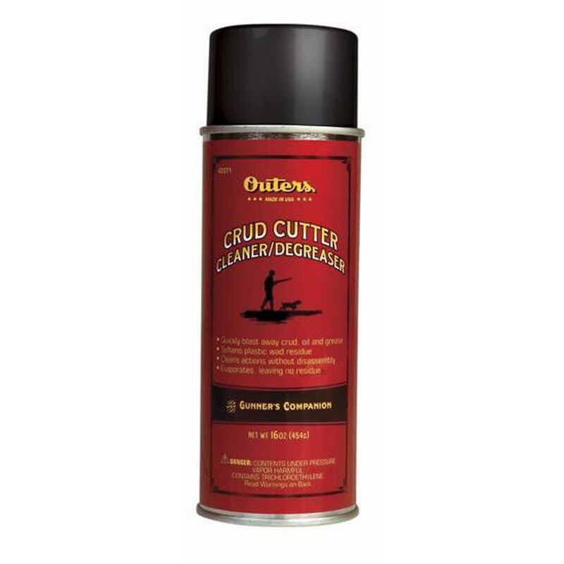 Outers Crud Cutter Cleaner and Degreaser Aerosol 16 Ounce